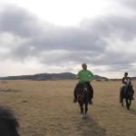trip a cheval